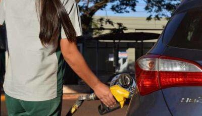Cinco postos de Dourados são autuados por venderem gasolina com preço abusivo
