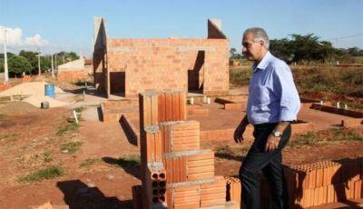 Reinaldo Azambuja inaugura R$ 50 milhões em obras em Brasilândia