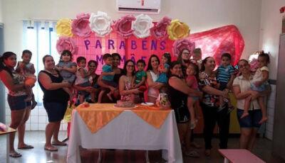 Recando do Saber de Jateí comemora dia das mães