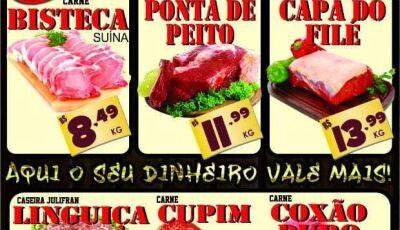 Quinta Filé com ótimas promoções hoje no Mercado Julifran em Fátima do Sul