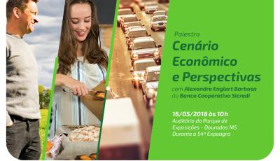 Sicredi Centro-Sul MS promove palestra na 54ª Expoagro