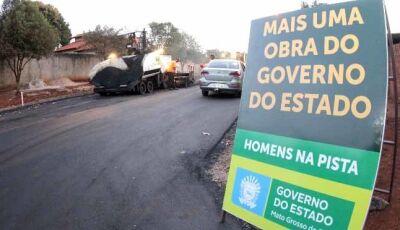 Governo assina contrato de R$ 4,4 milhões para pavimentação de ruas de Jardim