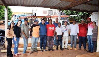 Prefeito destaca trabalho exemplar dos servidores braçal em dia de homenagens aos Garis em Vicentina