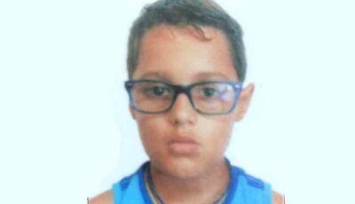 Menino de 11 anos vai ao judô  e desaparece ao voltar para casa