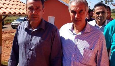 Em Glória de Dourados, Prefeito Aristeu diz que está no projeto do Reinaldo Azambuja