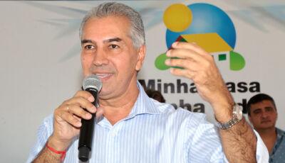 Reinaldo Azambuja lançou R$ 134,9 milhões em obras e investimentos em 8 municípios nesta semana