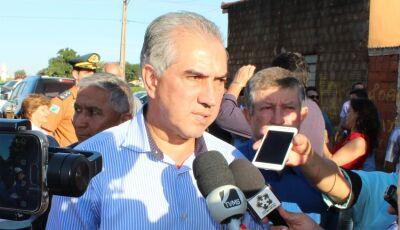 Governador autoriza ponte de concreto e recapeamento de ruas nesta sexta em Glória de Dourados
