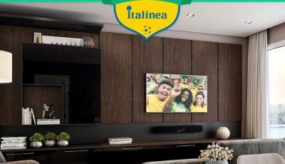 DOURADOS: Compre seus móveis novos na Italínea e deixe para pagar só depois dos jogos