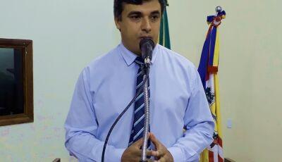 Miltinho pede para implantar Banco de Medicamentos para atender a população em Glória de Dourados