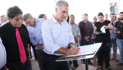 Reinaldo Azambuja leva mais R$ 4 milhões de investimento para Mundo Novo