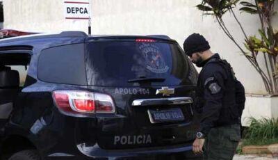 Morador de Glória de Dourados está entre presos em operação nacional contra pedofilia