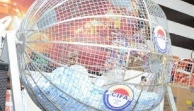 ACIFAS sorteia nesta sábado 10 lotes de vales-compras no valor de  R$ 1.000,00 em Fátima do Sul