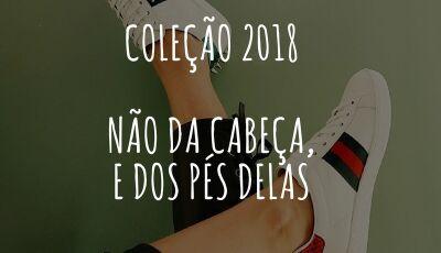 Inspirações com looks com tênis para usar já! dicas da LF Calçados em Fátima do Sul