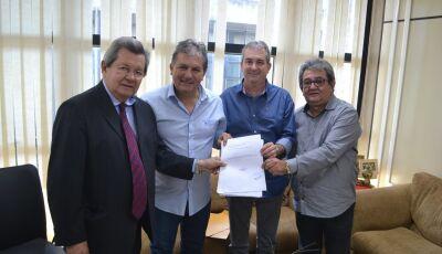 Onevan assegura mais 3 emendas parlamentares para Batayporã