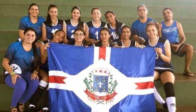 Escola Vicente Pallotti de Fátima do Sul faz bonito no JOJUMS em Três Lagoas