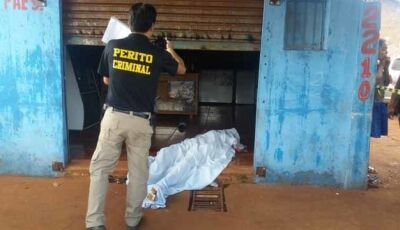 Homem morre após ser esfaqueado em bar no Estrela Vera em Dourados