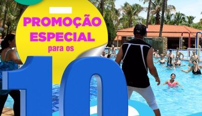 Férias de julho no Campo Belo Resort, os primeiros 10 clientes terá desconto especial no pacote