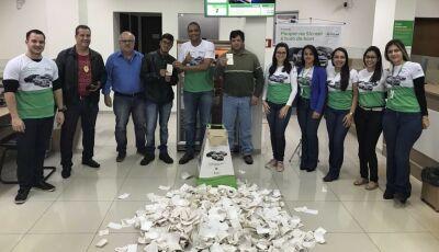 Em Fátima do Sul, Sicredi Centro-Sul MS sorteia prêmios para associados, veja os ganhadores