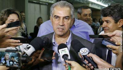 Ao anunciar obra do Guanandizão, Azambuja diz que não ajuda prefeitura em troca de apoio