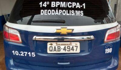 PM e PC captura menor infrator acusado de homicídio em Deodápolis