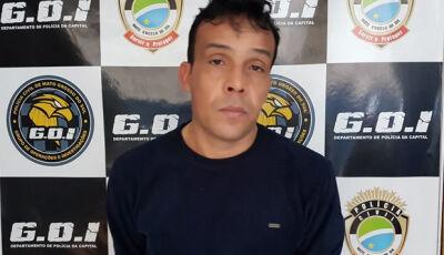 Estelionatário é preso por aplicar golpes em Deodápolis e mais três cidades de MS