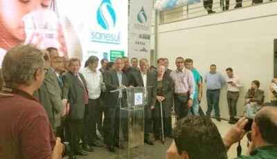 Izauri e Reinaldo assinam contrato de R$ 22 Milhões