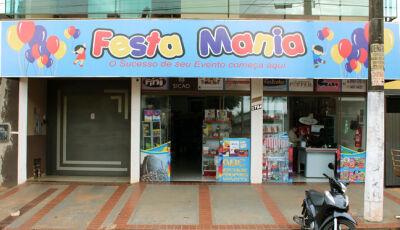 Festa Mania realizará Aula Show Selecta em Fátima do Sul