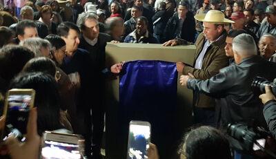 Vicentina: 'Lágrimas e lembranças' marcam abertura e denominação de Centro de Eventos Débora Arriero