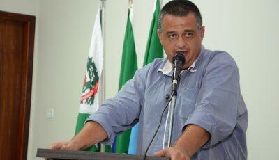 Márcio desabafa 'Não suporto falsidade e demagogia', e Câmara elege novo presidente em Deodápolis