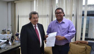Vereadores de Alcinópolis apresentam reivindicações a Onevan de Matos