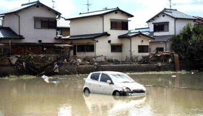 Chuvas deixam ao menos 179 pessoas mortas no oeste do Japão