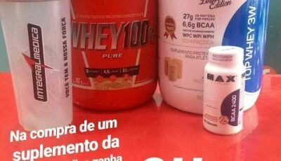Dr. Shape Dourados: Promoção do suplemento continua e Kimera da irídium 60 cápsulas 300mg de cafeína