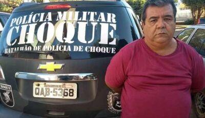 Douradense é preso acusado de ser mandante de tentativa de roubo de avião