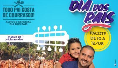 Campo Belo Resort com pacote especial para o Dia dos Pais, CONFIRA AQUI