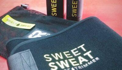 Novidades: Chegou a cinta modeladora e o gel termogênico da SWEET SWEAT na Dr. Shape em Dourados
