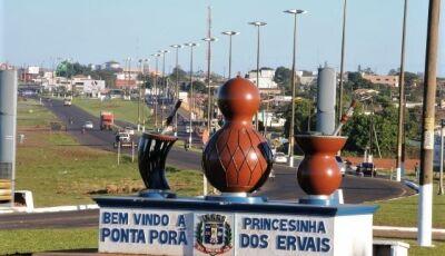 Ponta Porã completa 106 anos nesta quarta-feira