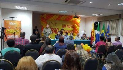 Com PSB, Reinaldo confirma 2 aliados e aguarda 5 'pesos pesados'