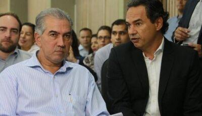 Governador e Prefeito ançam programação de 119 anos da Capital, serão inaugurados Ceinfs, reformas