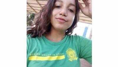 Após apelo da família, adolescente de 13 anos desaparecida é localizada