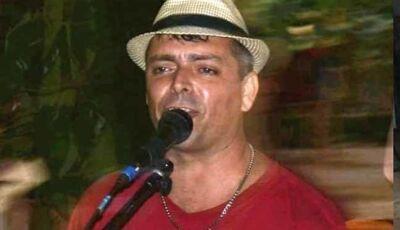 "Músico ""Paulista"" morre vítima de acidente de trânsito"