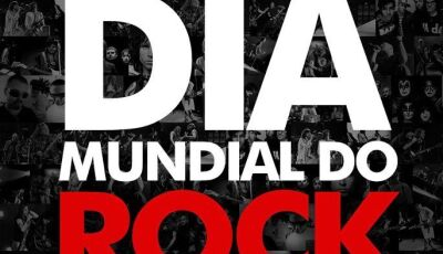 DIA DO ROCK - ARTIGO: 'Há um tempo atrás não muito distante...', por Lucio Gazola