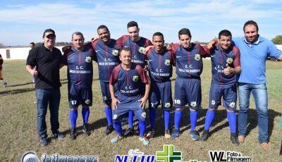Confira quem joga neste domingo pelo Campeonato de Futebol Society em Vicentina