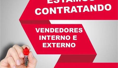 Dr. Shape Dourados está contratando vendedores interno e externo, confira aqui