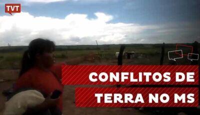 Conflito em área ocupada por indígenas deixa 2 feridos