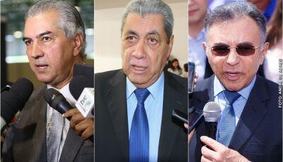 Rejeição de Puccinelli aumenta após nova prisão, e disputa ao governo embola de vez