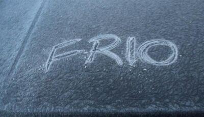 Nova onda de frio chega no dia 20 e sensação térmica fica abaixo de 0ºC