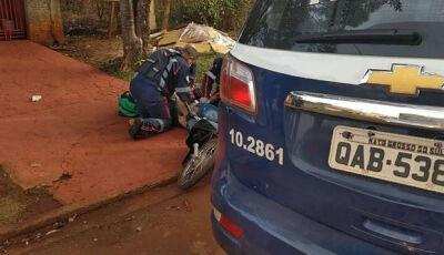 Motociclista invade a contramão e executa homem no Piratininga