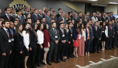 Vicentina e Jateí na lista das 28 cidades onde Reinaldo colocou delegados que estavam sem efetivo