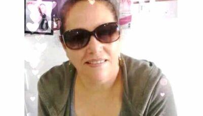 Esposa do Professor de Fátima do Sul, José Harfouche faleceu em Dourados