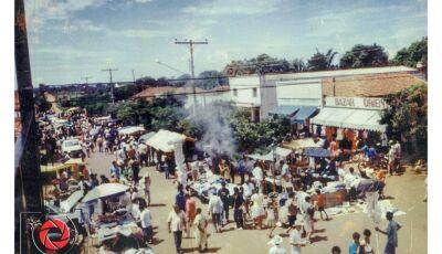 FOTO DO DIA: Feira no Distrito de Culturama na Década de 1970